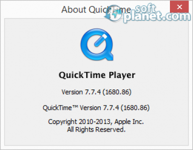 QuickTime 7 Screenshot4