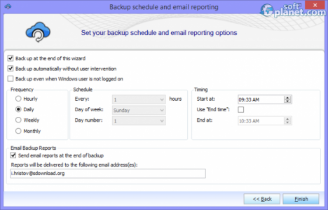 Malwarebytes Secure Backup Screenshot2