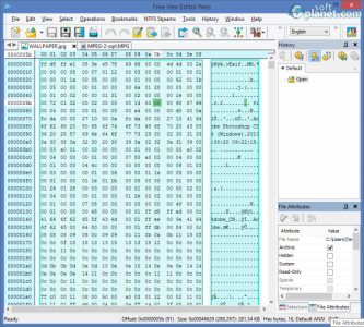 Free Hex Editor Neo Screenshot2