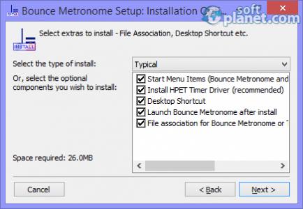 Bounce Metronome Screenshot3