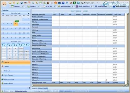 ATS OrganiZer Screenshot3