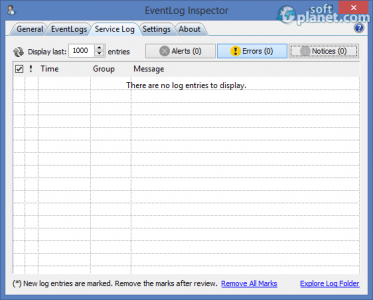EventLog Inspector Screenshot3