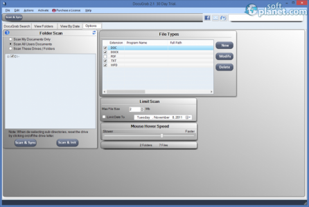 DocuGrab Screenshot3