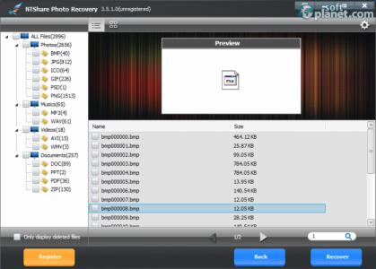 NTShare Photo Recovery Screenshot3