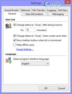 Softros LAN Messenger Screenshot3