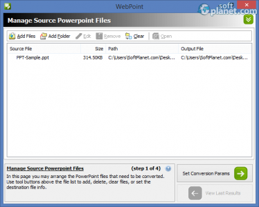 WebPoint Screenshot2