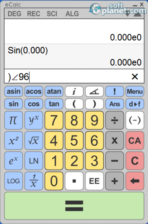 eCalc 1.5.1