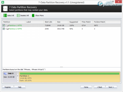 7-Data Partition Recovery Screenshot2