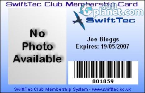 Club Membership System Screenshot4