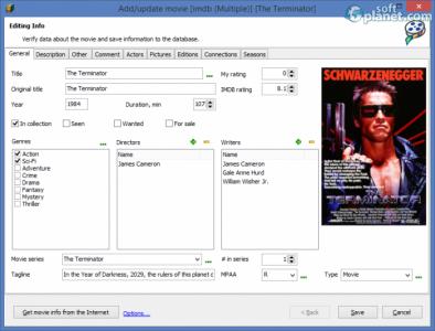 Movienizer Screenshot5