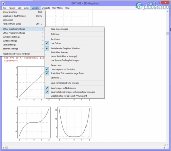 Euler Math Toolbox Screenshot3