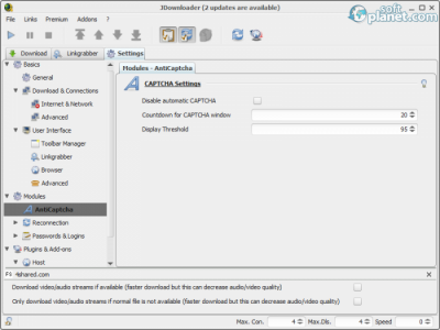 JDownloader Screenshot4