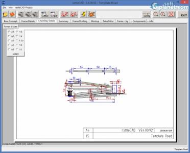 rattleCAD Screenshot4