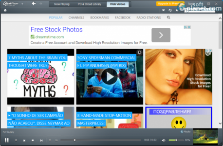 RealPlayer Cloud Screenshot4