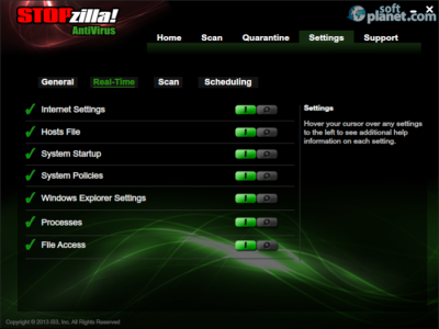 STOPzilla Antivirus Screenshot3