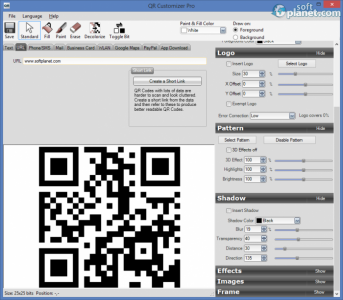 QR Customizer Pro Screenshot2