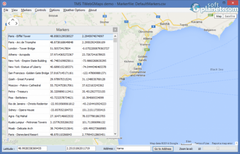TMS WebGMaps Screenshot2
