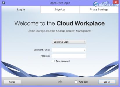 OpenDrive Screenshot5
