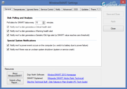 WindowSMART 2013 Screenshot3