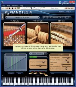 Pianoteq Screenshot2