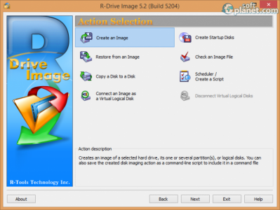 R-Drive Image Screenshot2