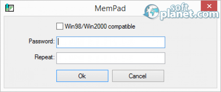 MemPad Screenshot3