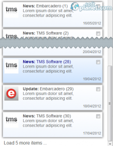 TMS IntraWeb Component Pack Pro Script Edition Screenshot4
