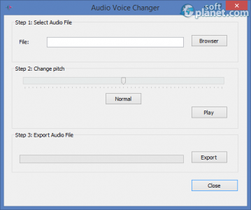 Voice Changer for VOIP Screenshot2