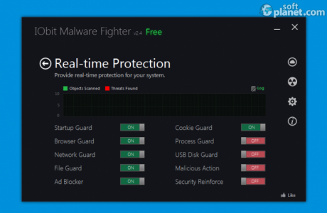 IObit Malware Fighter Screenshot3