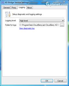 CloudBerry AD Bridge Screenshot2