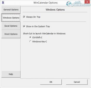 WinCalendar Screenshot3