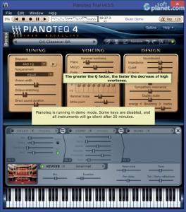 Pianoteq Screenshot4
