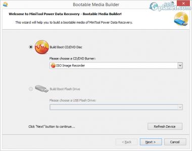 Power Data Recovery Screenshot2