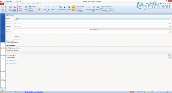 Mindjet MindManager Screenshot4