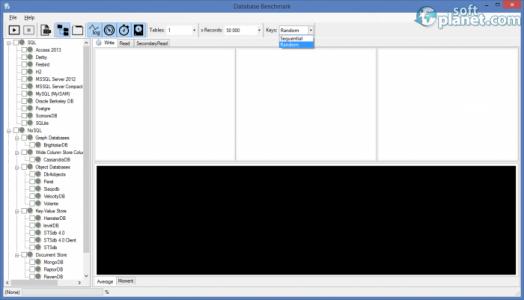 Database Benchmark Screenshot2