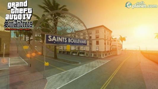GTA IV San Andreas Screenshot2