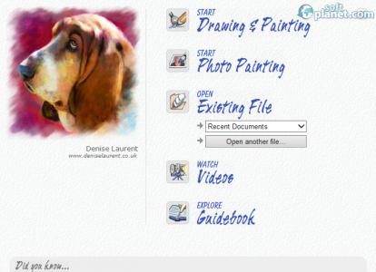 Corel Painter Essentials Screenshot2