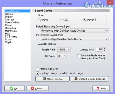 Mixcraft Screenshot4