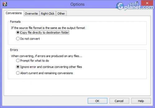 Doxillion Document Converter Screenshot2