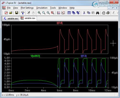 LTspice IV Screenshot3