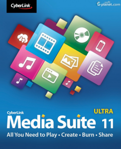 CyberLink Media Suite Screenshot5