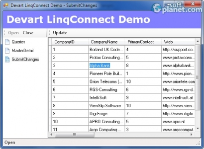 LinqConnect Screenshot3