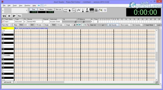 Anvil Studio Screenshot3