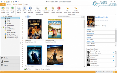 Movie Label 2014 Screenshot2