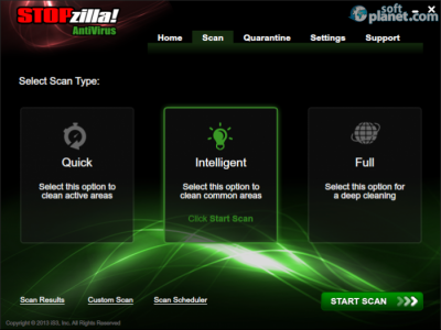 STOPzilla Antivirus Screenshot2