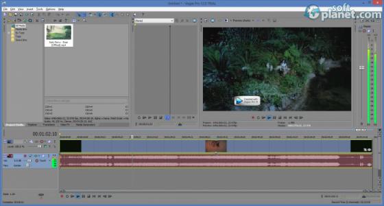 Sony Vegas Pro Screenshot2