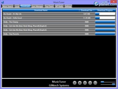 MusicTuner Screenshot2