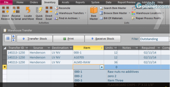 Small Business Software Screenshot2