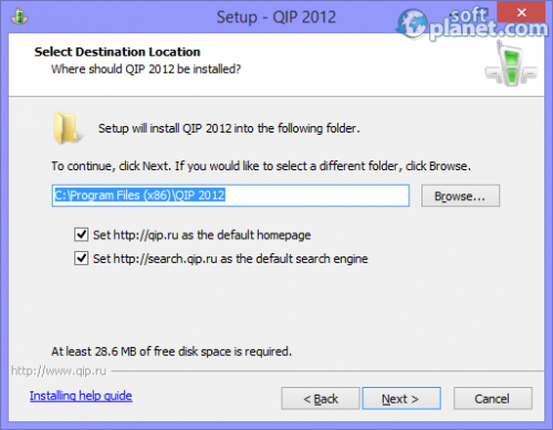 QIP Screenshot2