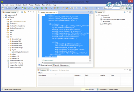 Android Developer Tools Screenshot5